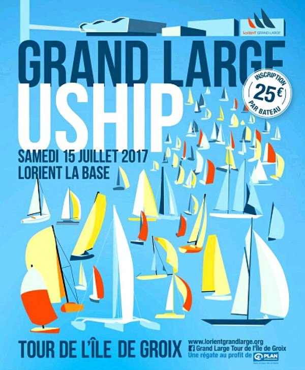 Grand Large Uship Tour de Groix